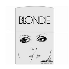 Blondie Eyes Zippo Lighter