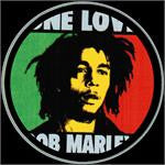 Bob Marley One Love Round Tin
