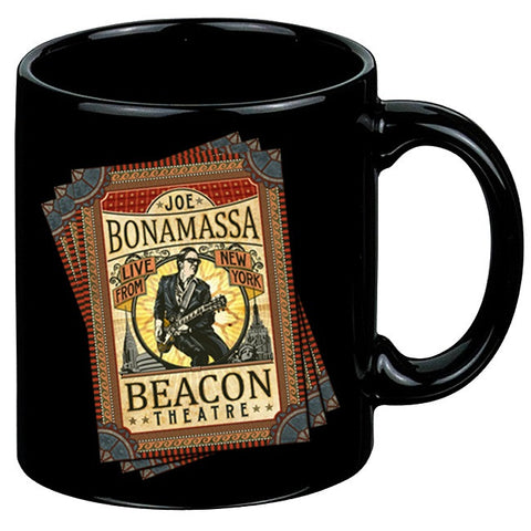 Joe Bonamassa Beacon Theatre Mug