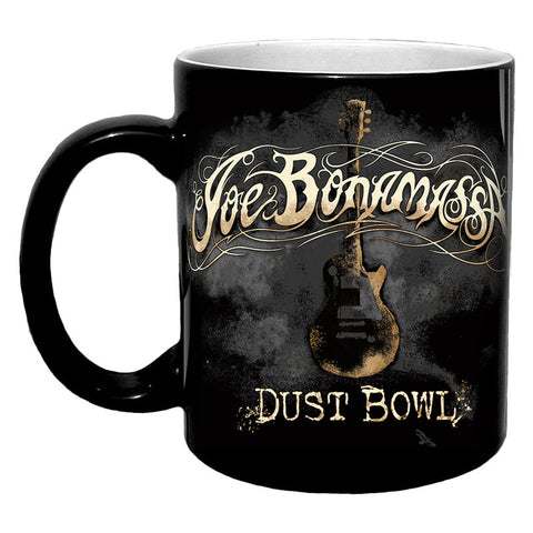 Joe Bonamassa 2011 Dust Bowl World Tour Mug