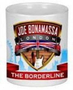 Joe Bonamassa Tour de Force Collectable Mug The Borderline