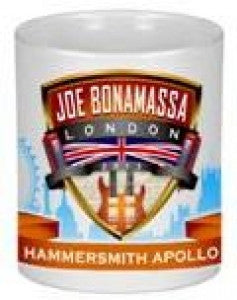 Joe Bonamassa Tour de Force Collectable Mug Hammersmith Apollo