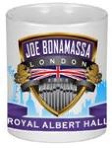 Joe Bonamassa Tour de Force Collectable Mug Royal Albert Hall