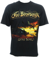 Joe Bonamassa Dust Bowl World Tour T-Shirt