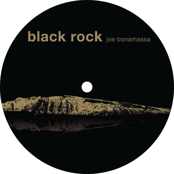 Joe Bonamassa Black Rock Coaster and Fridge Magnet