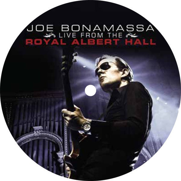Joe Bonamassa Royal Albert Hall Coaster and Fridge Magnet