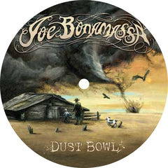 Joe Bonamassa Dust Bowl Coaster and Fridge Magnet