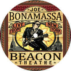 Joe Bonamassa Beacon Theatre Coaster and Fridge Magnet