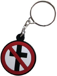 Bad Religion Buster Keychain