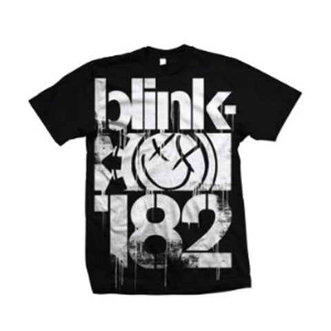 Blink 182 Three Bars T-Shirt
