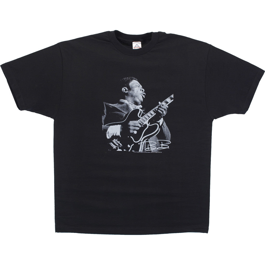 BB King Guitar T-Shirt