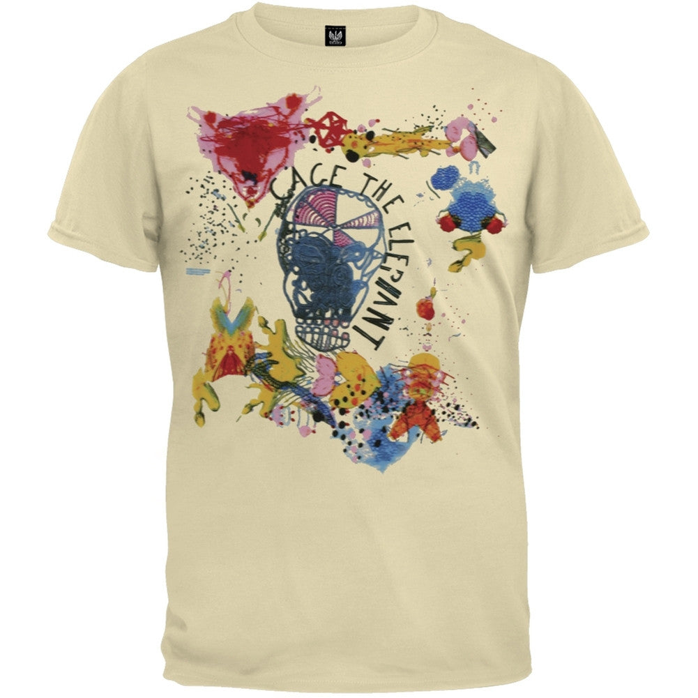 Cage the elephant album cover t shirt iconic shop for T shirts store online