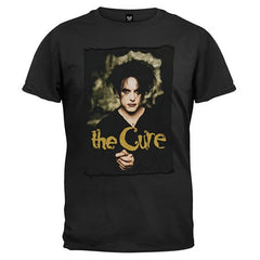 The Cure Smith Patch Mens T-Shirt