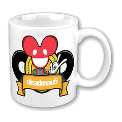 deadmau5 Rock DJ Boxed Mug
