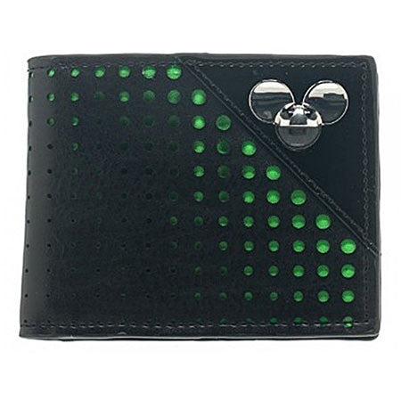 deadmau5 Green Dots Wallet