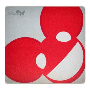 deadmau5 Mouse Pad Red
