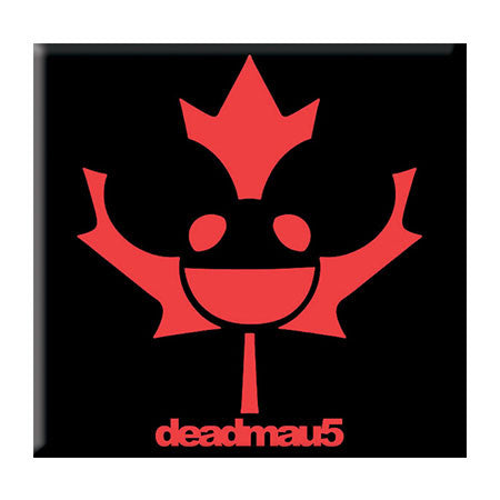 deadmau5 Maple Fridge Magnet