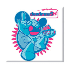 deadmau5 Deadpred Fridge Magnet
