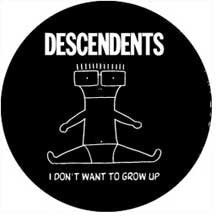 Descendents Baby 1in Button
