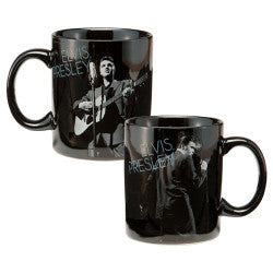 Elvis Presley Wertheimer 12 oz Ceramic Mug