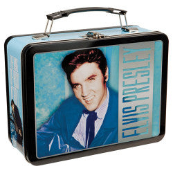Elvis Presley Anniversary Large Lunch Box