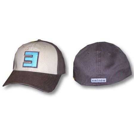 Eminem Double Brown Cap