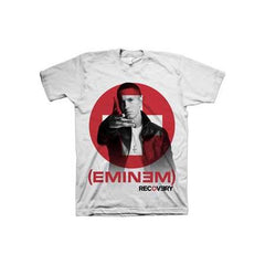 Eminem Recovery Point Mens T-Shirt