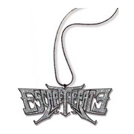 Escape the Fate Glitter Necklace