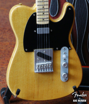 Mini Guitar - Fender Blonde Telecaster