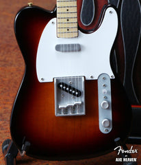 Mini Guitar - Fender Classic Sunburst Telecaster