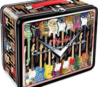 Fender Dream Factory Lunch Box