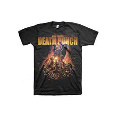 Five Finger Death Punch Purgatory Mens T-Shirt