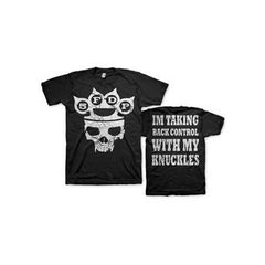 Five Finger Death Punch My Knuckles Mens T-Shirt