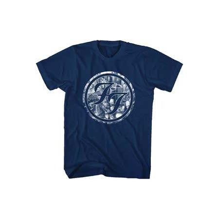 Foo Fighters City Circle Mens Soft T-Shirt
