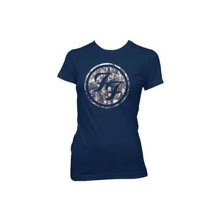 Foo Fighters City Circle Juniors T-Shirt