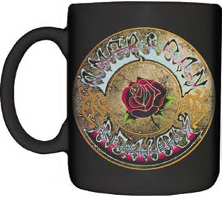 Grateful Dead American Beauty Mug