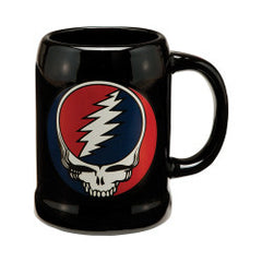 Grateful Dead 20 oz Ceramic Stein