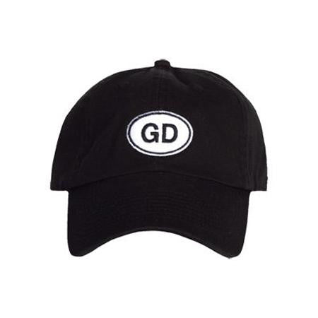 Grateful Dead GD Oval Hat
