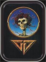 Grateful Dead On The Road Large Tin