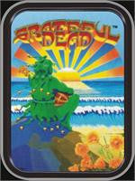 Grateful Dead Sunset Jester Small Tin