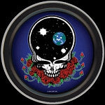 Grateful Dead Space Your Face Round Tin