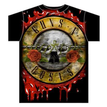 Guns N' Roses Bloody Bullet T-Shirt
