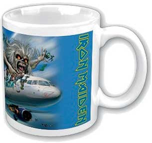 Iron Maiden Flight 666 Mug