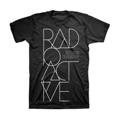 Imagine Dragons Radioactive Mens T-Shirt