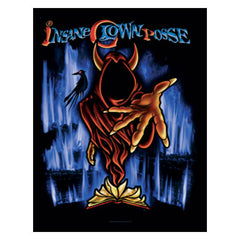 Insane Clown Posse Blue Wrath Fabric Poster