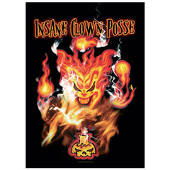 Insane Clown Posse Jeckel Smoke Fabric Poster