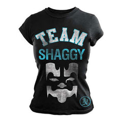 Insane Clown Posse Team Shaggy Juniors Tissue T-Shirt