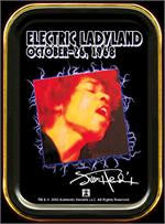 Jimi Hendrix Electric Ladyland Large Tin
