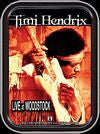 Jimi Hendrix Woodstock Large Tin