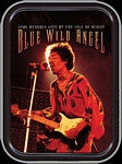 Jimi Hendrix Blue Wild Angel Small Tin